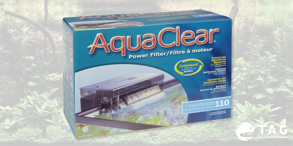 AquaClear 110 Aquarium Power Filter