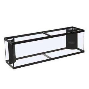 Perfecto Manufacturing Marineland Aquarium with 2-Corner Flo