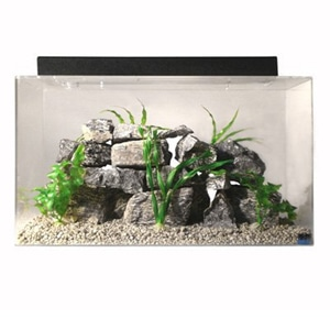SeaClear 20 Gallon Acrylic Aquarium Combo Set