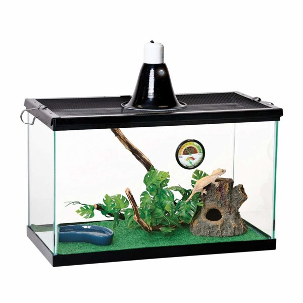 10 gallon turtle tank - Zilla reptile starter kit